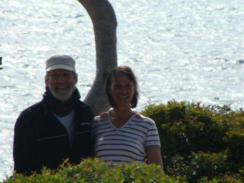 Heilpraktiker Kreuer mit Ehefrau Erika Kreuer