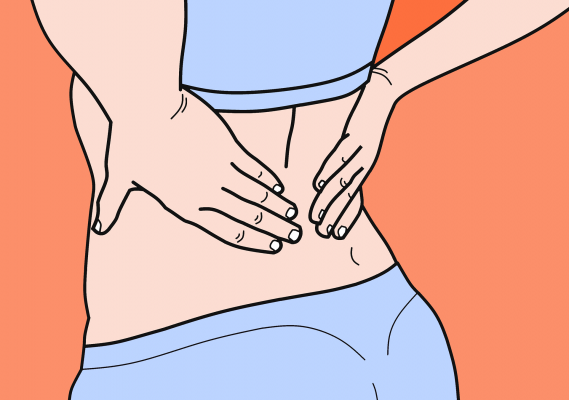 Rückenschmerzen Ischias mit Naturheilkunde therapieren 1