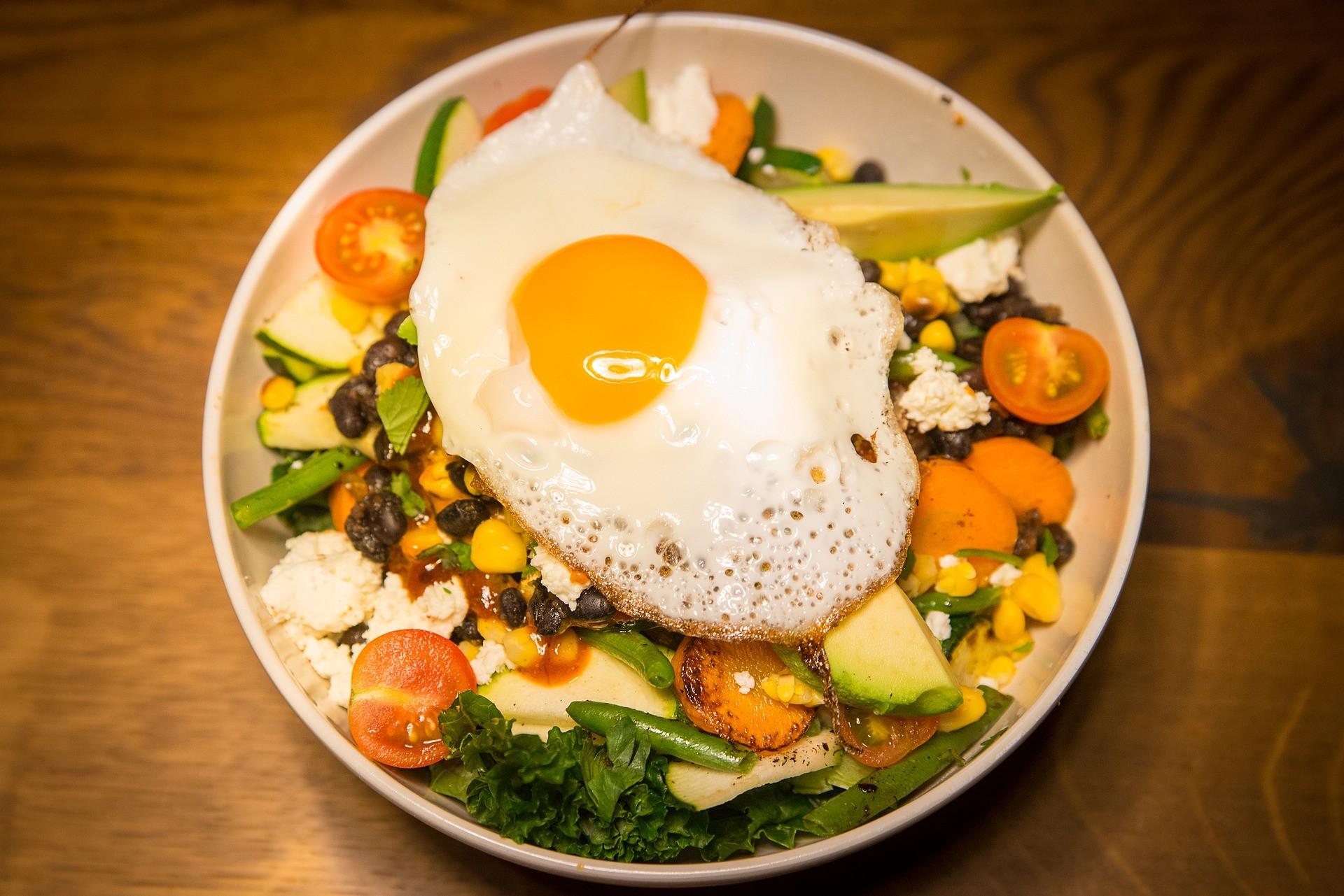 Glutenfreier Salat